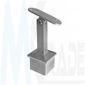 Handlaufhalter 40x40x2mm Handlauf eckig