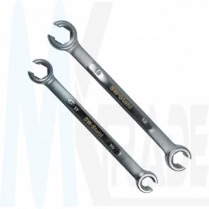 Bremsleitungsschlüssel Satz, 10x11mm, 12x13mm