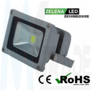 Zelena LED Strahler, Scheinwerfer 10W