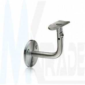 Edelstahl Handlaufträger Flexibel V2A