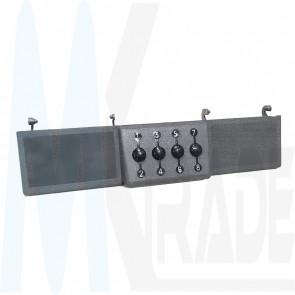 Schaltgassenanzeige Unimog  A0008220309