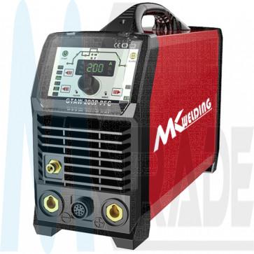 MK Welding GTAW 200P PFC DC