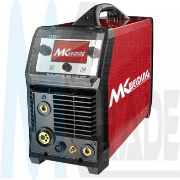 Multi-GMAW 200 LCD PFC