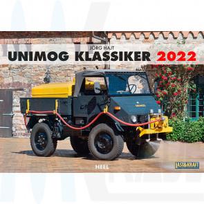 Unimog Kalender 2022