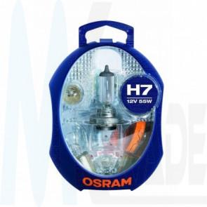 Osram CLKM H7 Set