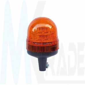 LED Rundumblitzleuchte, starre Stecksockelbefestigung