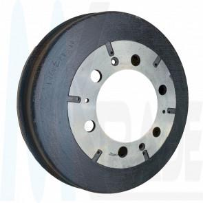 Bremstrommel Unimog A4164230201
