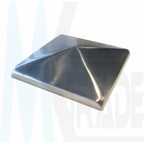 Pyramiden Enddeckel 100x100mm