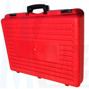 Baustellenkoffer Rot für MMA, WIG und Plasma Geräte