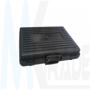 Baustellenkoffer Schwarz für MMA, WIG und Plasma Geräte