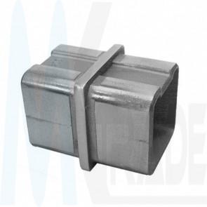 Rohrverbinder 40x40